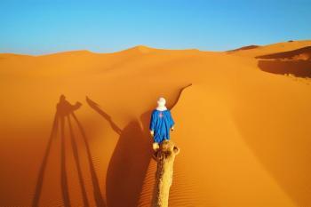 DUBAI <br> CON DESIERTO