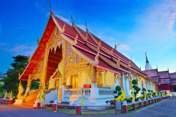 TAILANDIA <BR> NORTE A SUR