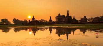 TAILANDIA <BR> NORTE A SUR Y PHUKET